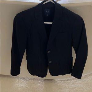 Gap structured blazer, size 0
